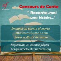 CONCURSO - Raconte-moi une histoire!